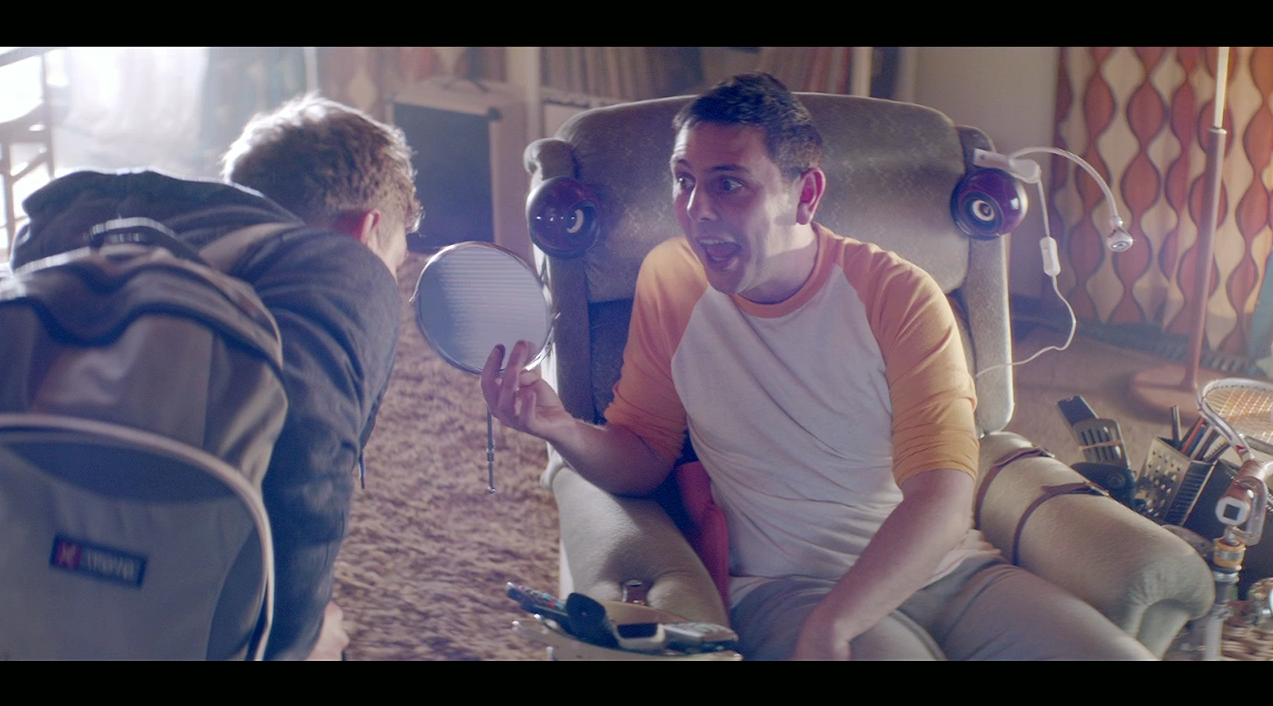 KFC Boxmaster - Directed by Mat Kirkby @ RSA Films for BBH London