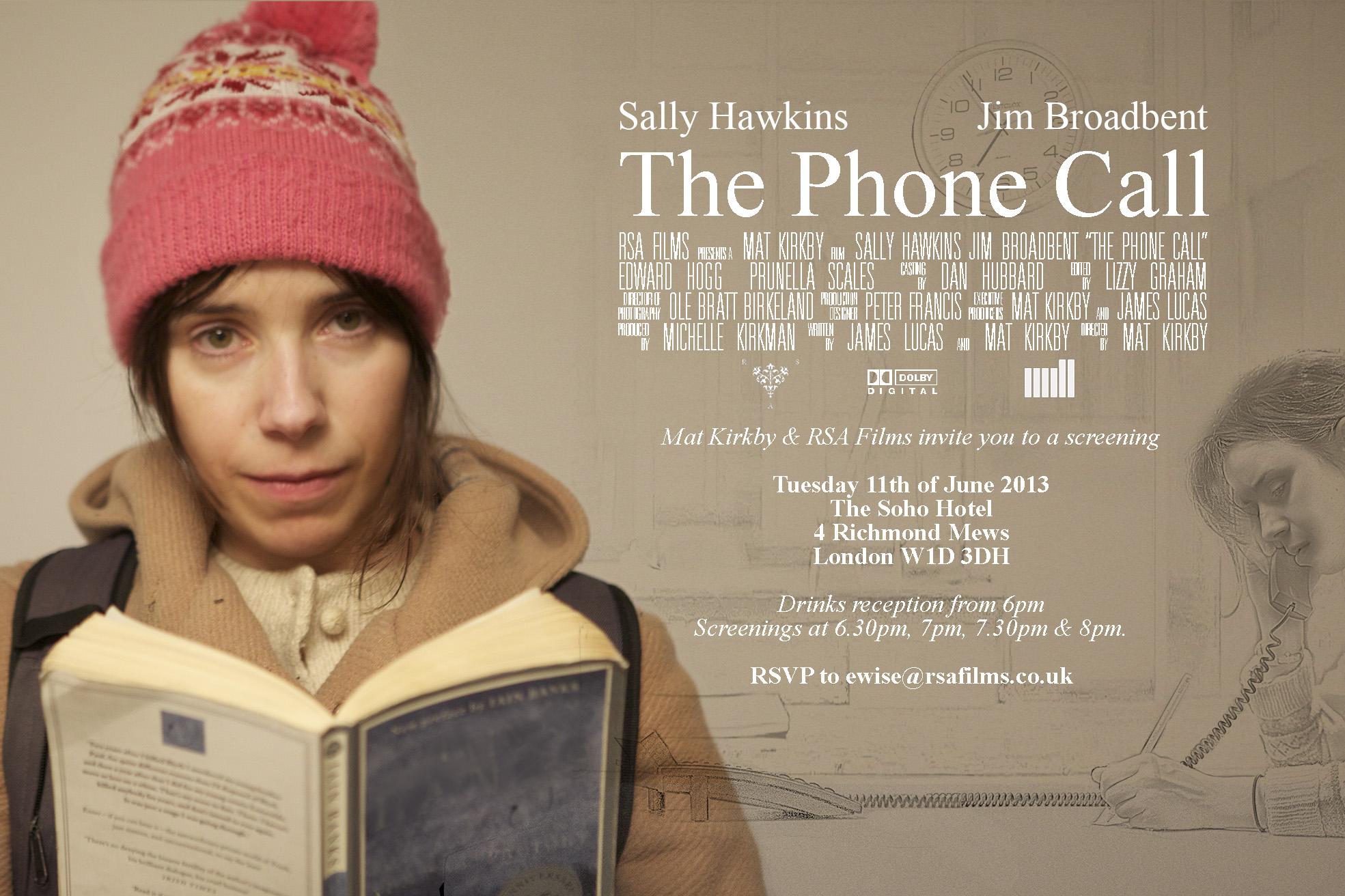 'The phone call' invite.jpg