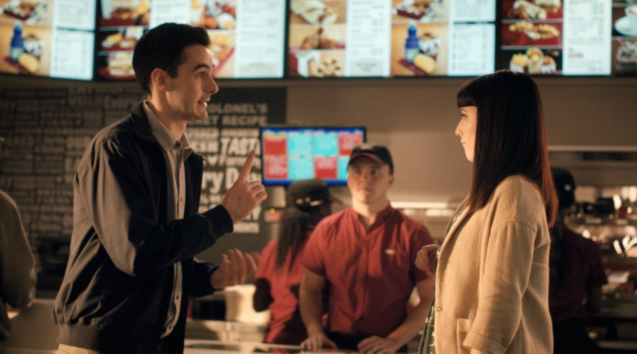 KFC 'Mighty Bucket' - Directed by David Lodge @ RSA Films for BBH London