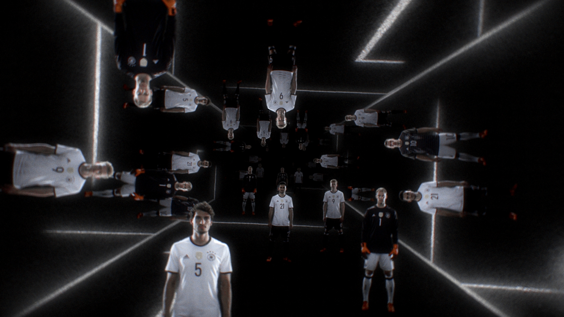 Adidas 'our pitch our rules' directed by Ben strebel @ caviar for Iris worldwide