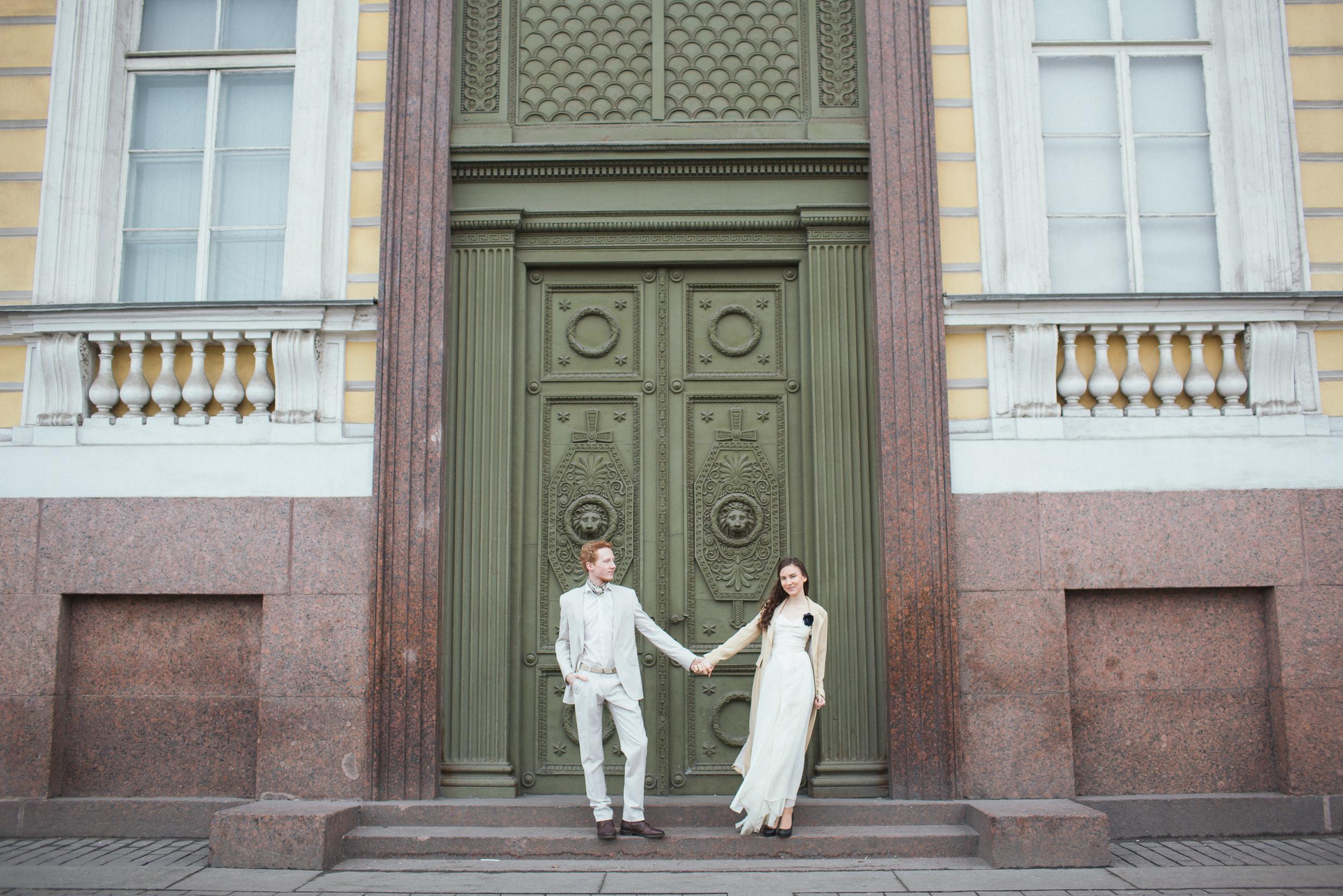 Сваденый фотограф Санкт-Петербург