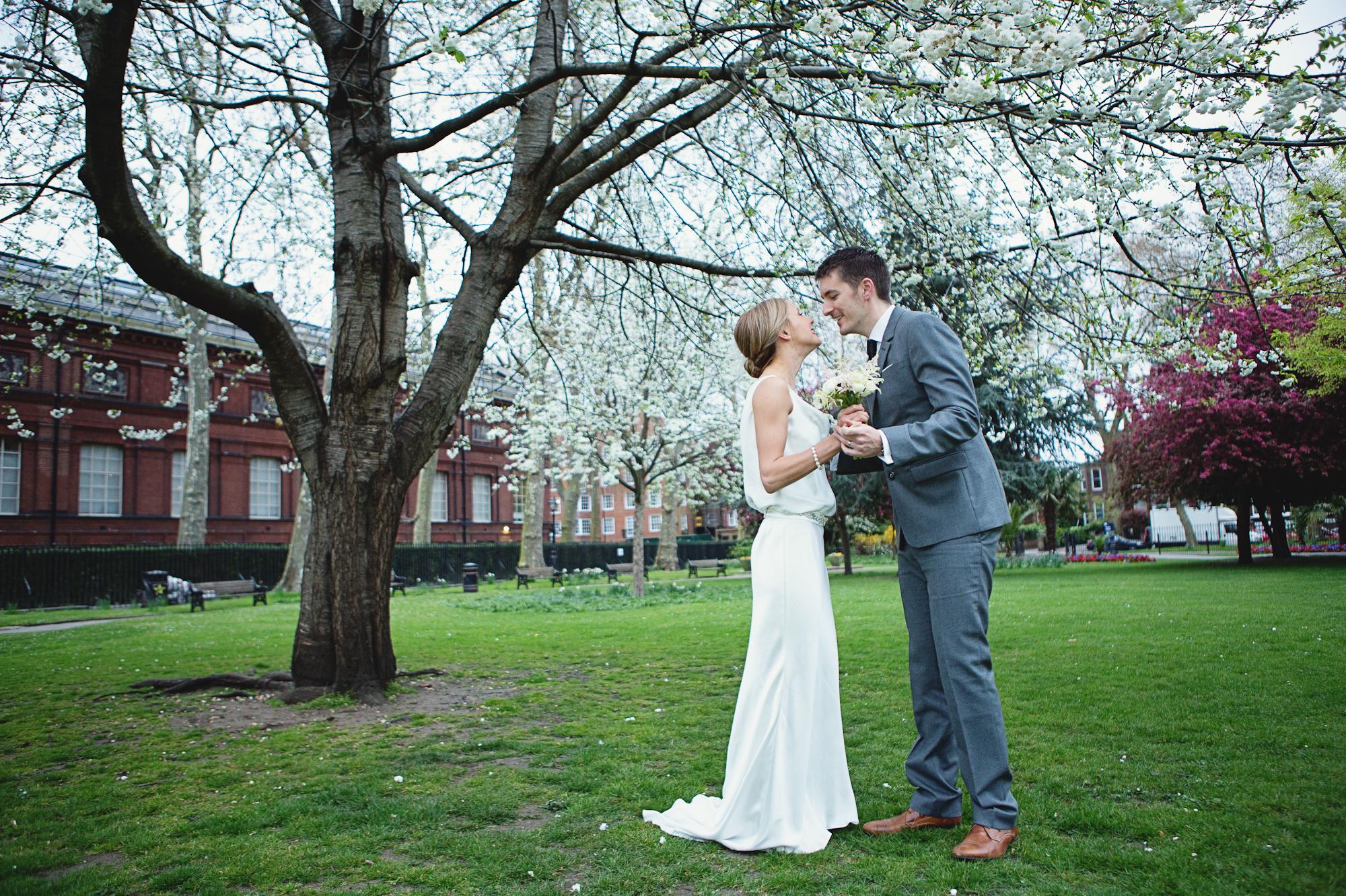 Islington Town Hall wedding - Alina Uritskaya Photography