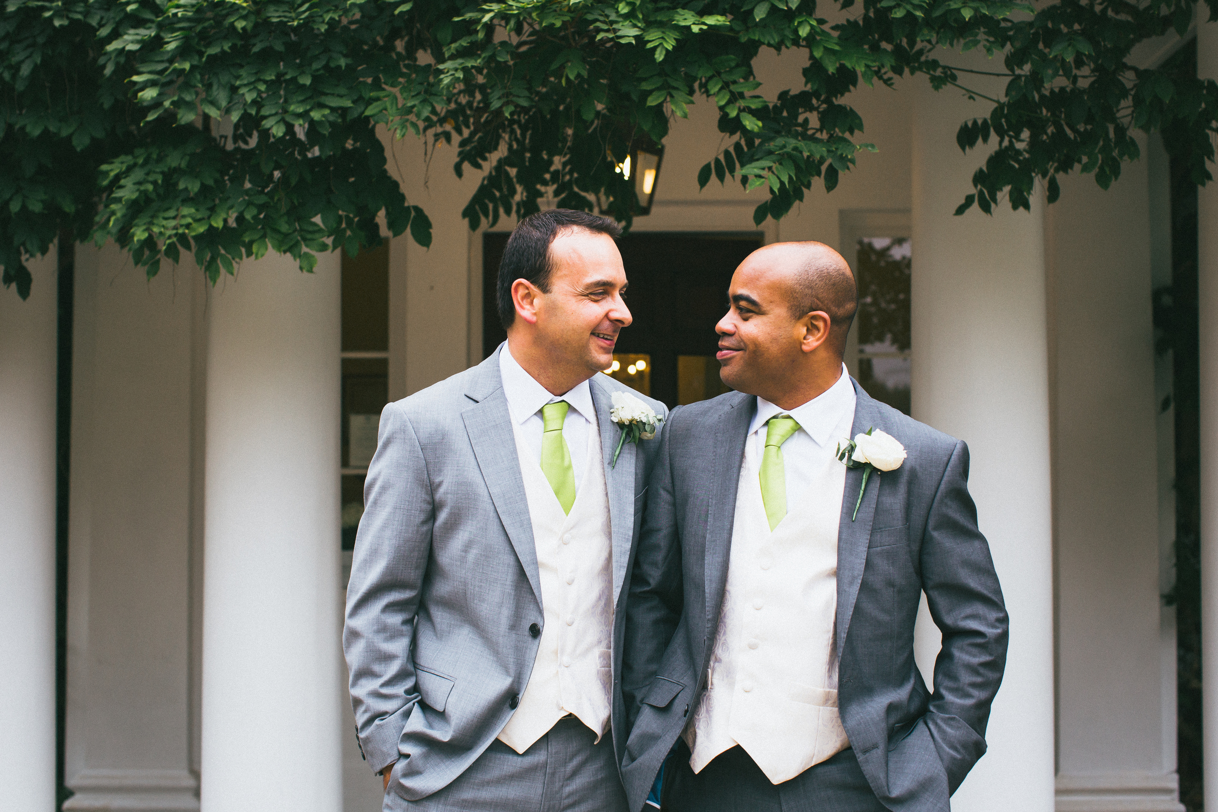 Wedding Photographer Richmond Park Pembroke Lodge