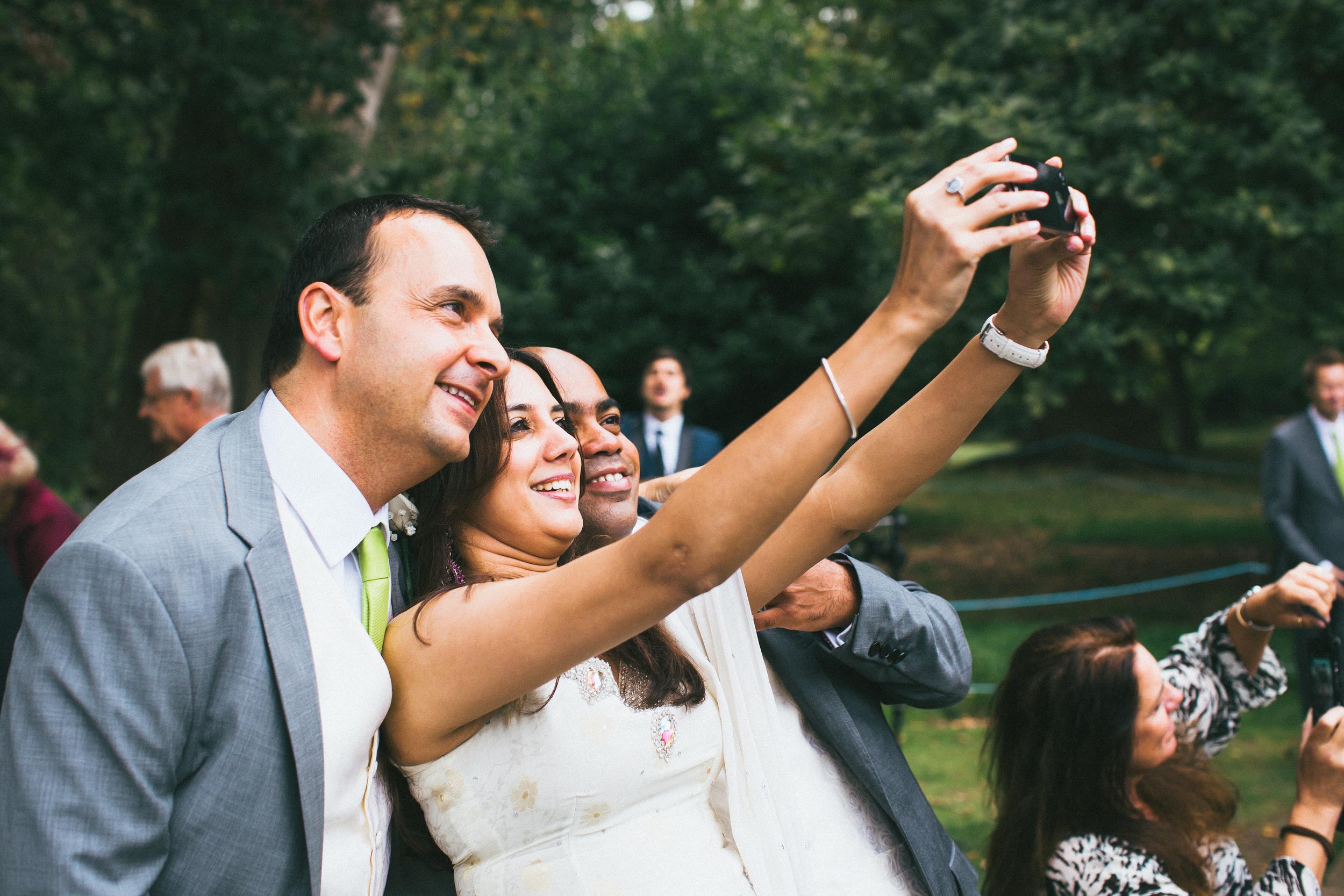 Wedding Photographer Richmond Park London