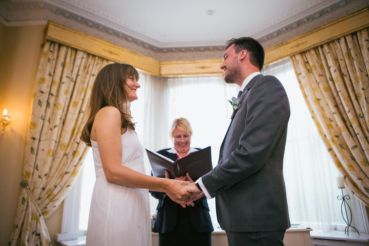 Wedding photography London, England, Tunbridge Wells Town Hall