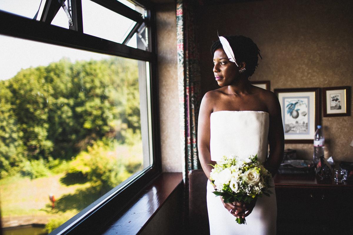 bridal portraits, bridal suite, international wedding photographer