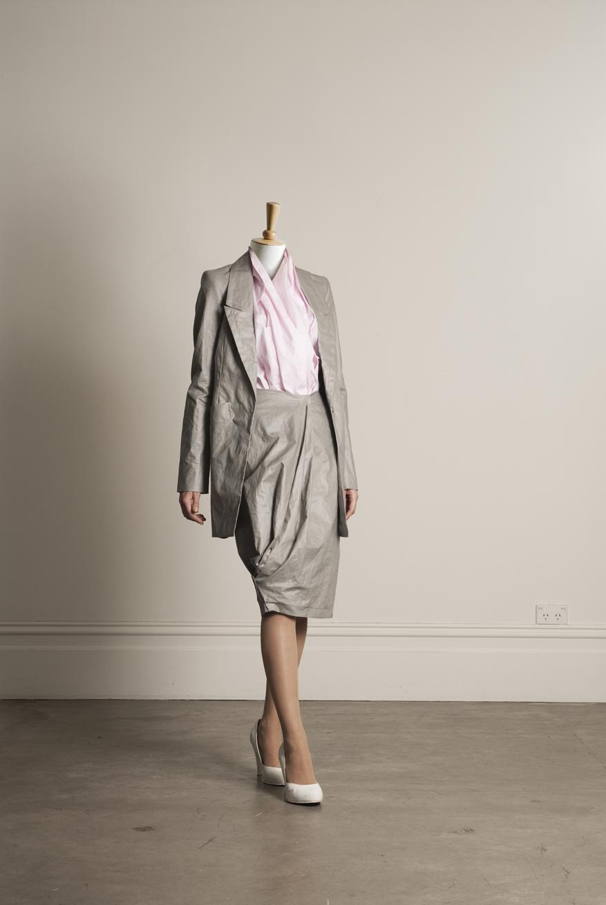Grey Boaters Skirt Suit.jpg