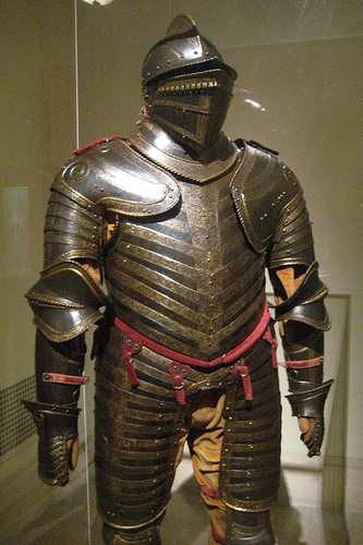 Henry VIII had a lot of wives, a lot of armor, and a lot of gout.