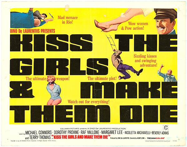 """""""Hey! Terry-Thomas is in this movie!"""" —Things No One Has Ever Said"""