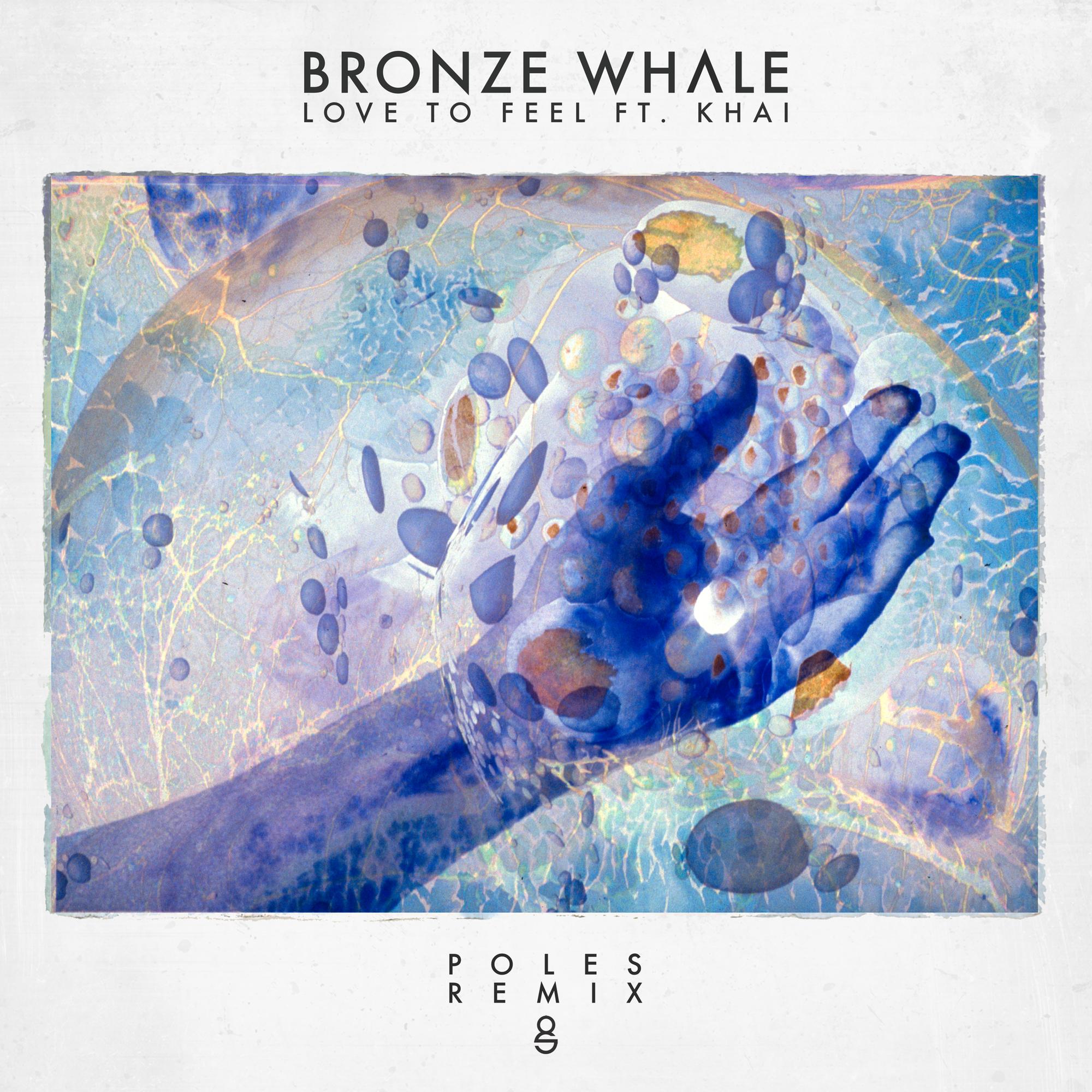 BRONZE WHALE - LOVE TO FEEL       FT. KHAI (POLES REMIX)