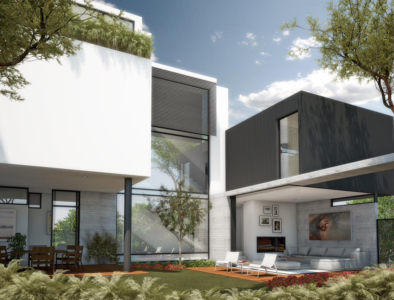 Tipo: Casa Habitación  Área de Construcción: 578 m2  Render: 3XTRUDE   Inicio de obra: Agosto 2013  Ubicación: Zapopan, Jal.