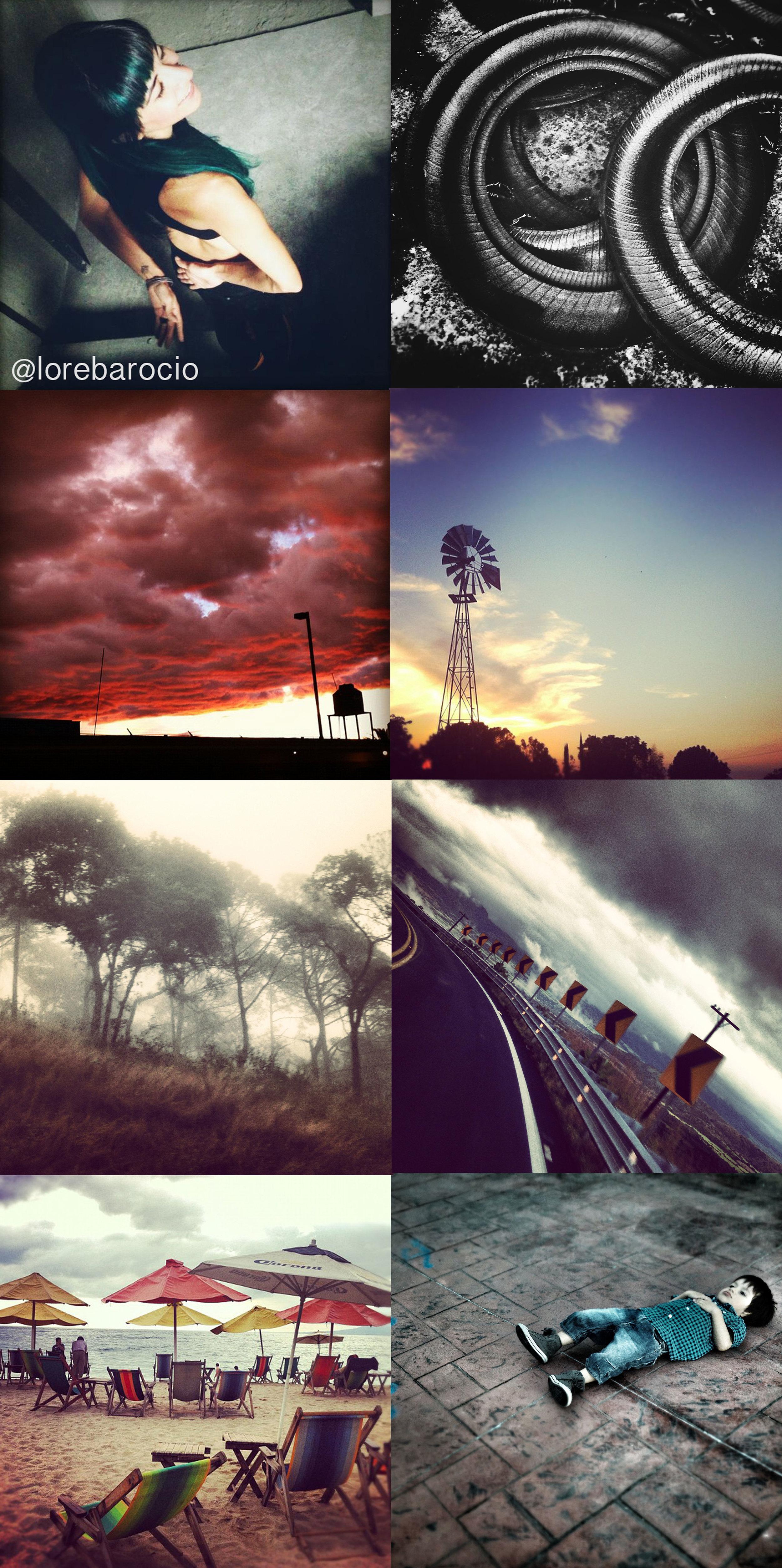 Fotografías de @lorebarocio
