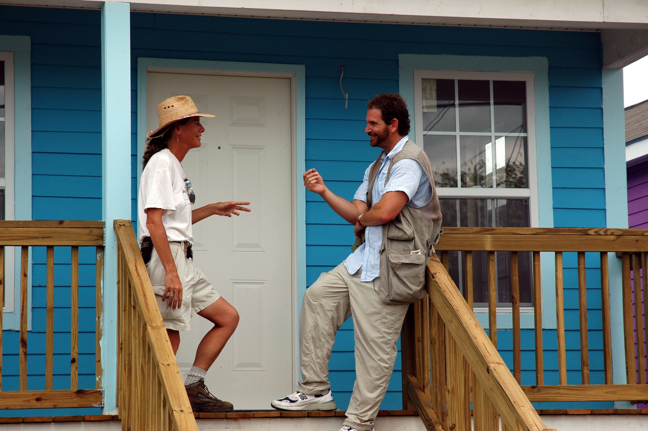 Explore Series: New Orleans - Charles visits New Orleans post Katrina