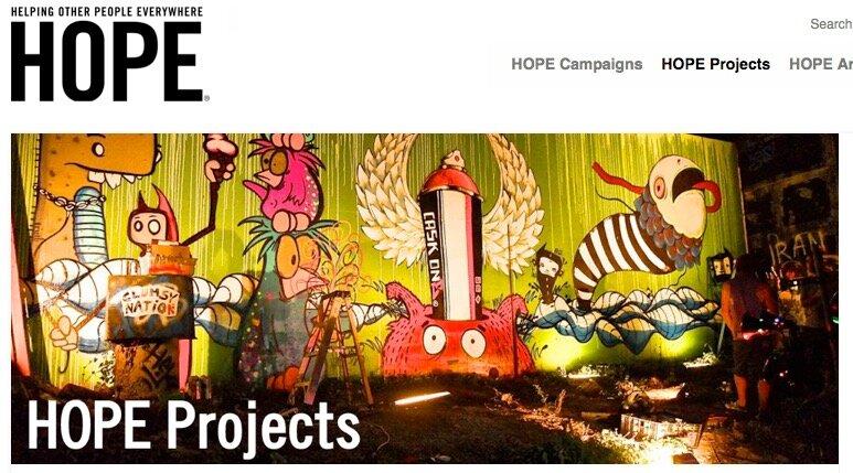 HOPE Campaign - Kenya & Rwanda
