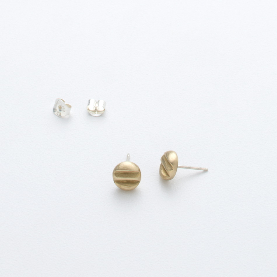Low Tide Studs | Portland, Oregon | BluHour Jewelry