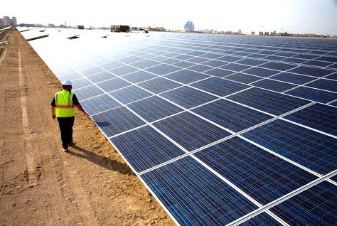 Solar Panels in Saudi Arabia