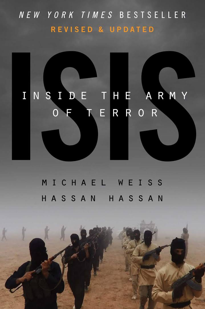 - Sammar Smesme, center assistant:ISIS: Inside the Army of Terror, by Michael Weiss and Hassan HassanIncorporating interviews with ISIS fighters and U.S. military officials, Weiss and Hassan explain how ISIS, today and in its earlier manifestations, has exploited Islam, poor governance, and citizen disgruntlement (especially Sunnis toward their oppressive regimes) to build a jihadist army worthy of international intervention.ISIS establishes a solid context for the reader by recounting the upbringing and early working relationships of Abu Musab al-Zarqawi, ISIS's first leader (when the group took the form of al-Qaeda in Iraq), and Abu Bakr al-Baghdadi, ISIS' current leader, and several of their Baathist contemporaries.