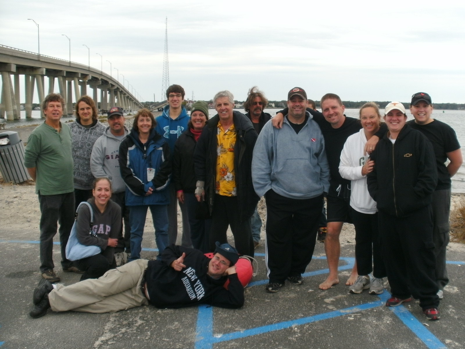 Tiedemann's Diving Center Club Dive - October 7, 2012