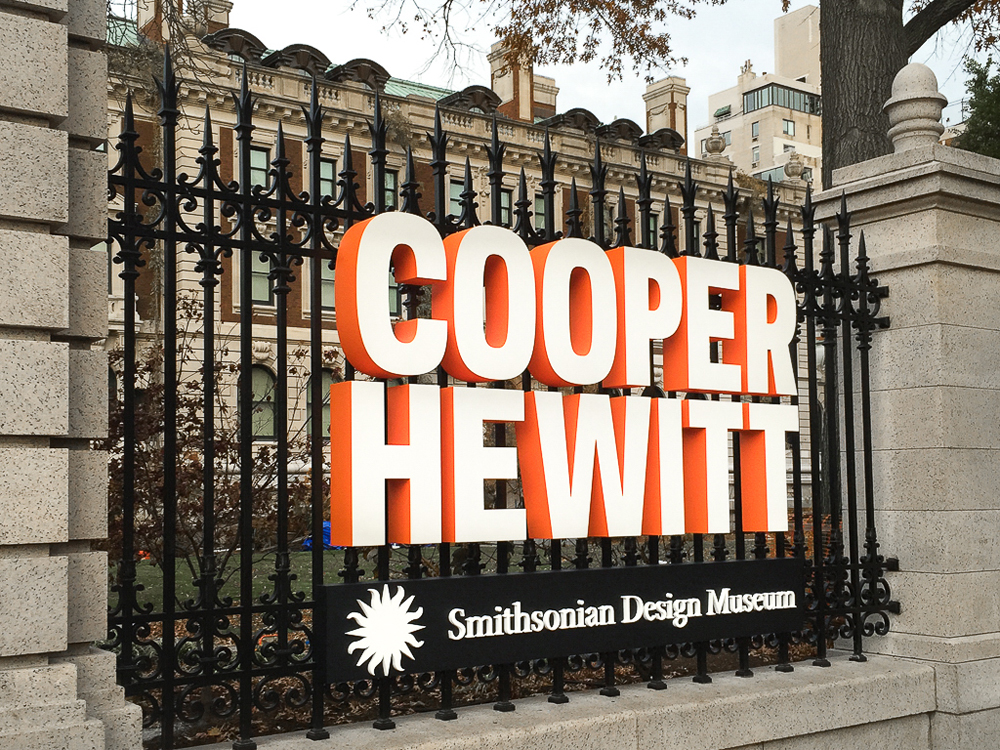 Cooper Hewitt Design Museum, New York