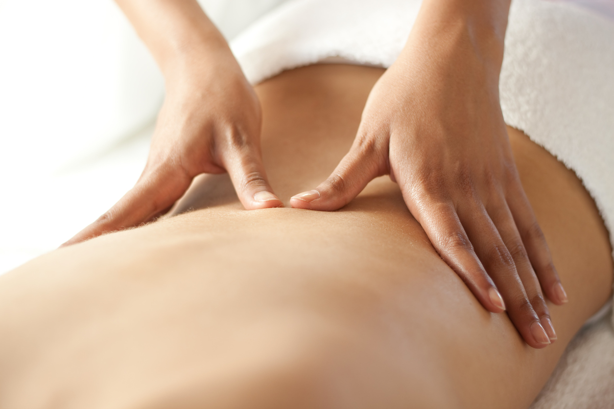 Put down the ibuprofen and invest in a massage!