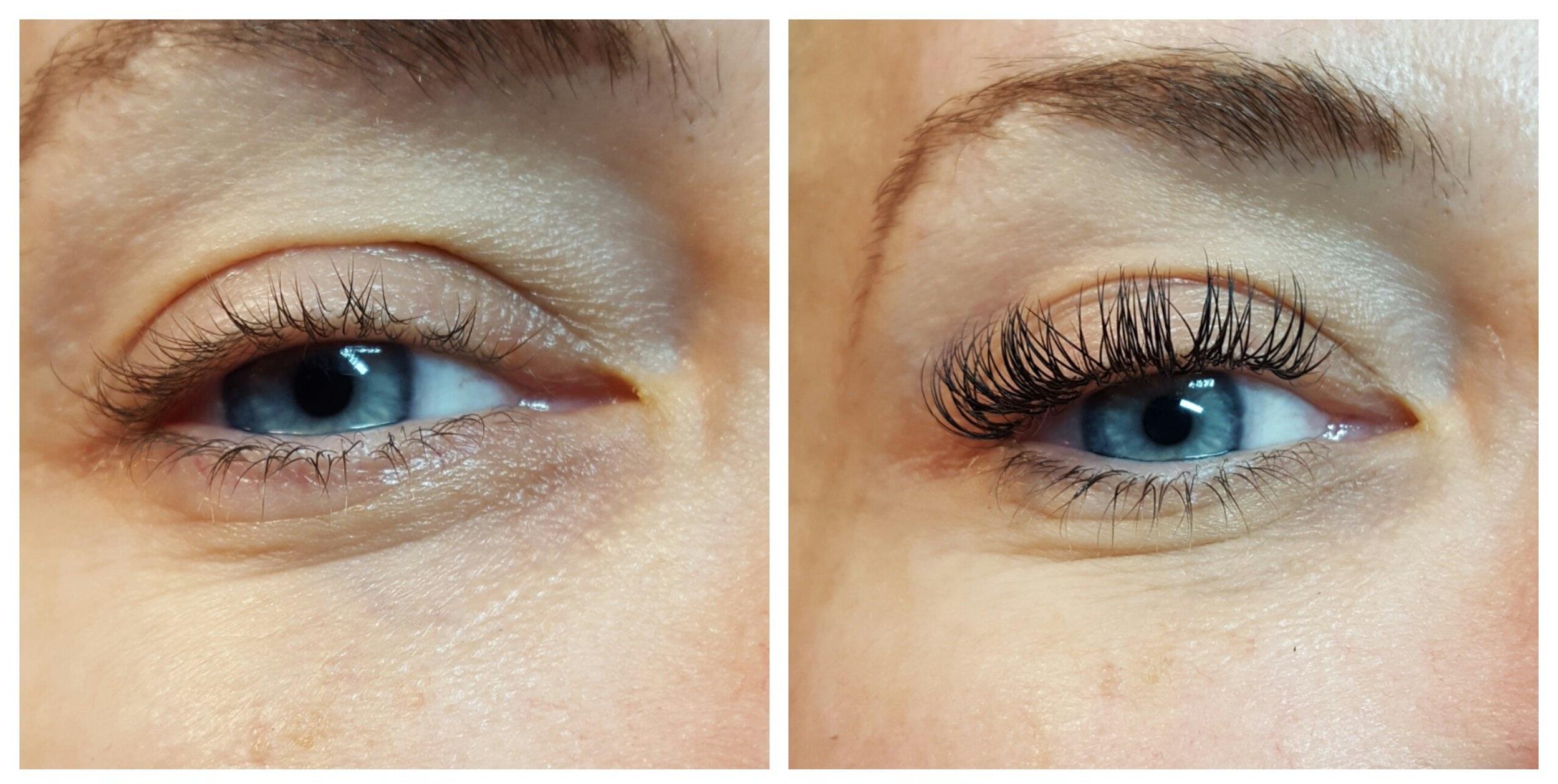 Eyelashes Tomorrows Salon