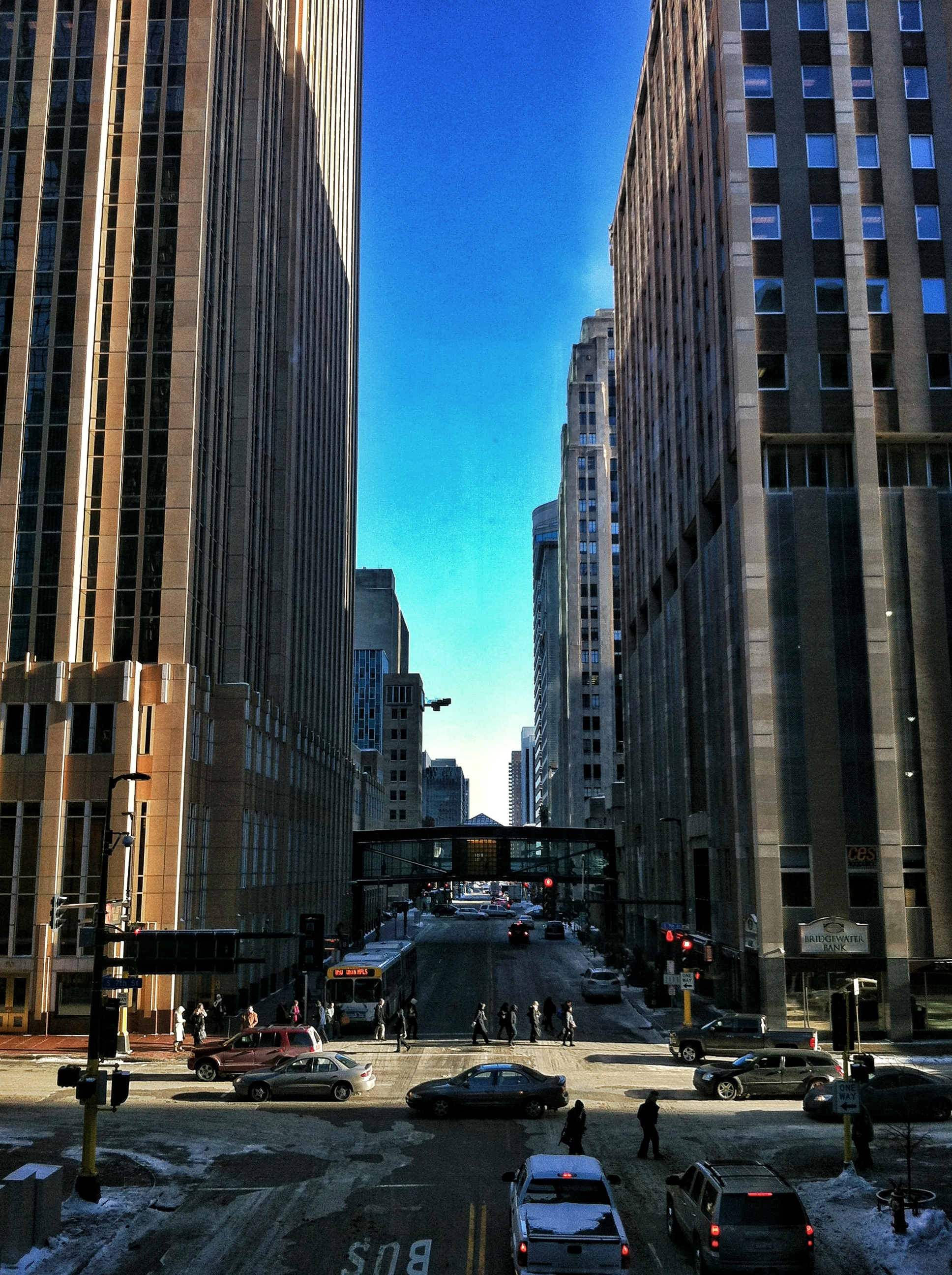Minneapolis, Downtown series