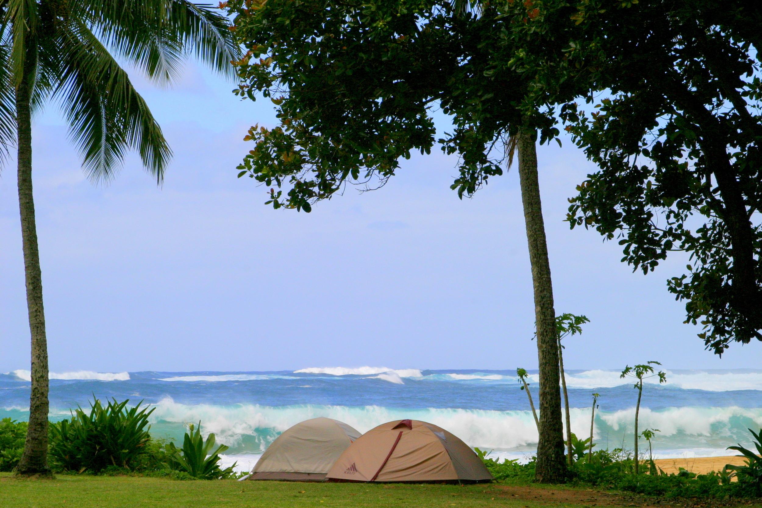 Haena Beach Park, Kauai