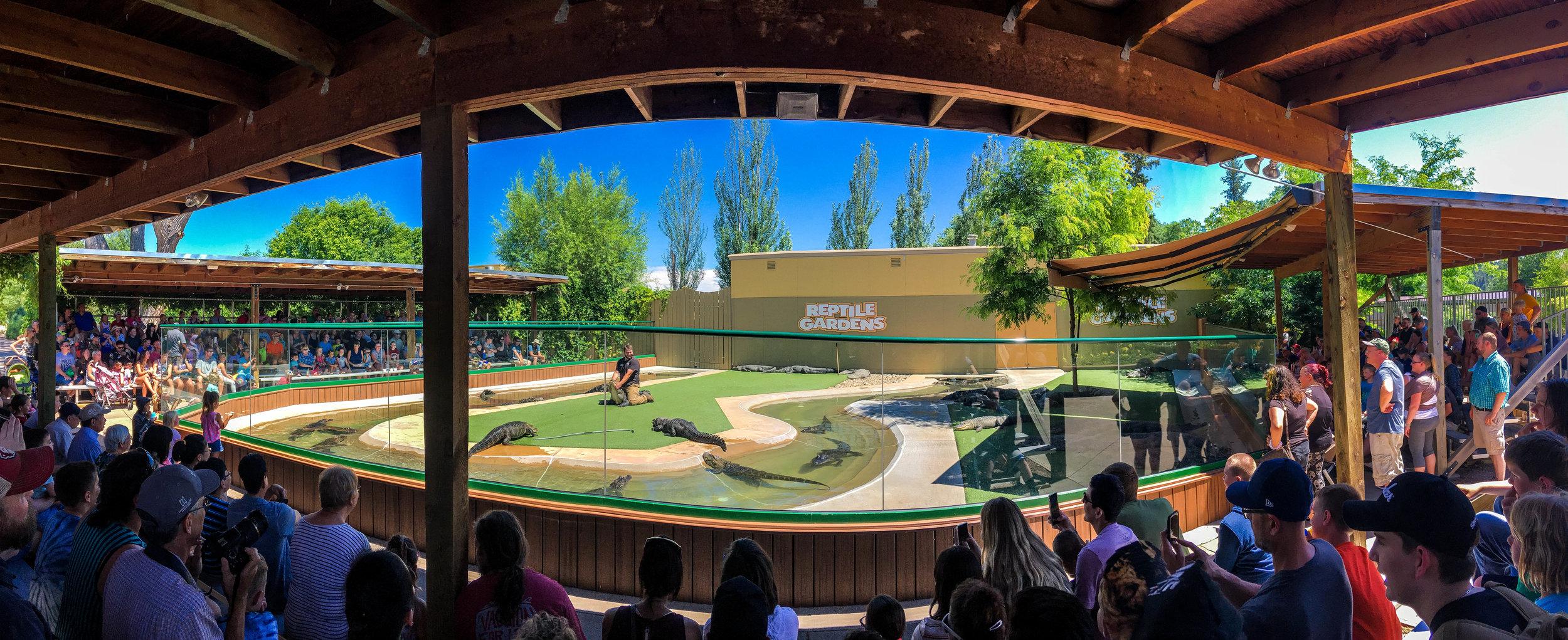 Reptile Gardens, SD