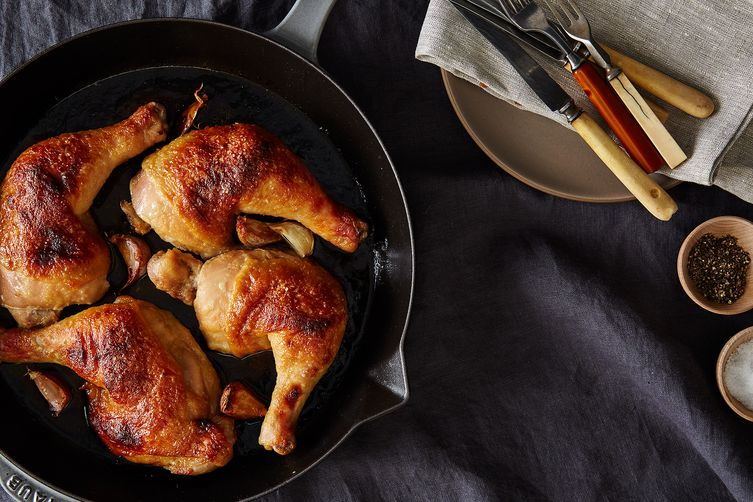 Miso and Honey Butter-Roast Chicken