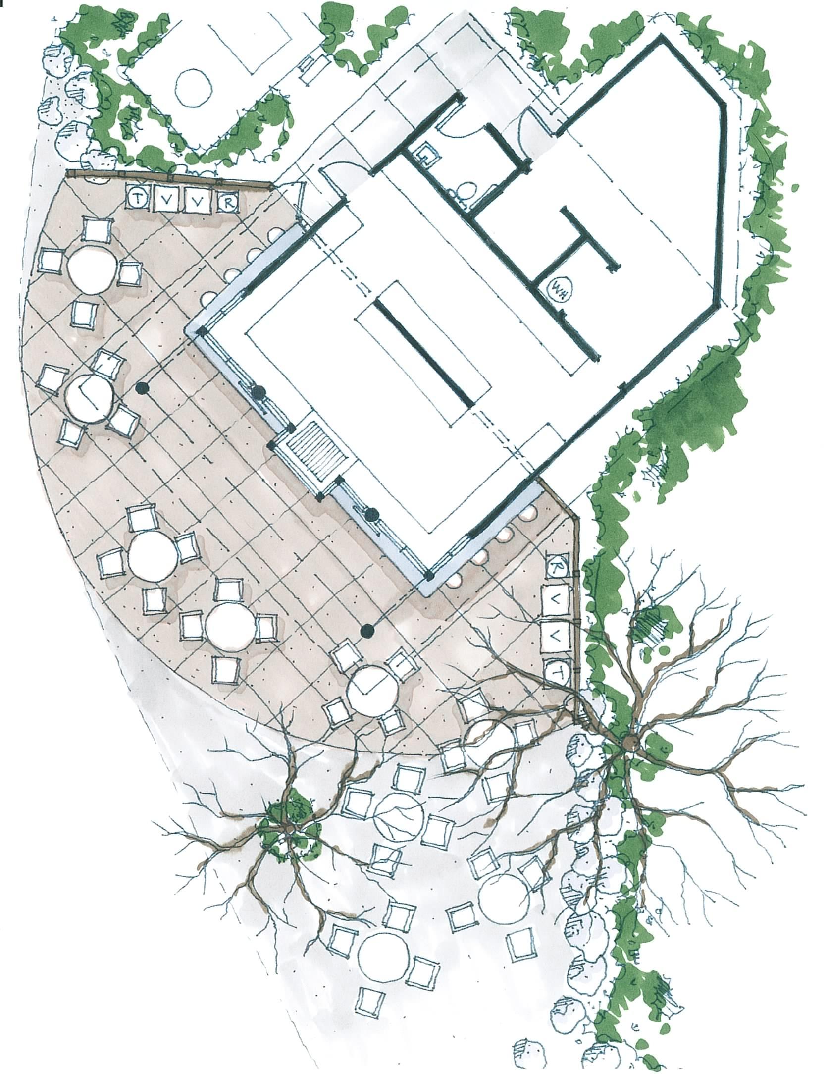Chowder House Site Plan A 090106 Color.jpg
