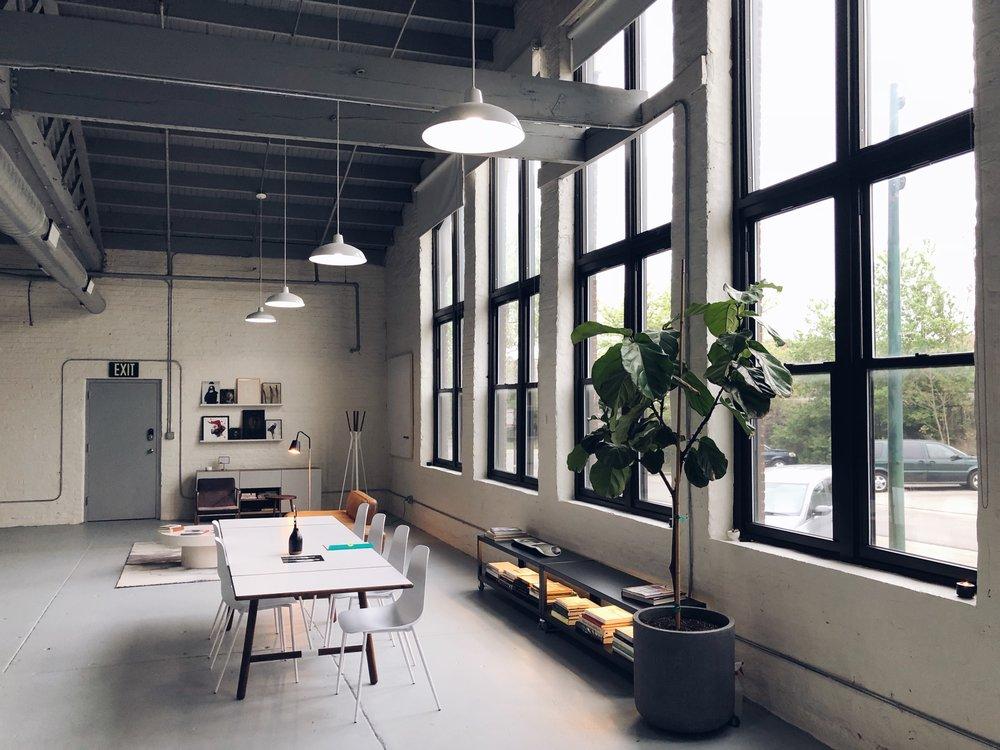 Studio Information - Address & Travel informaion