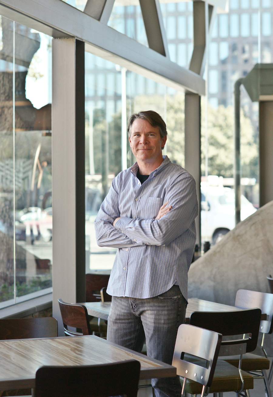 Nazca Owner, Craig Collins