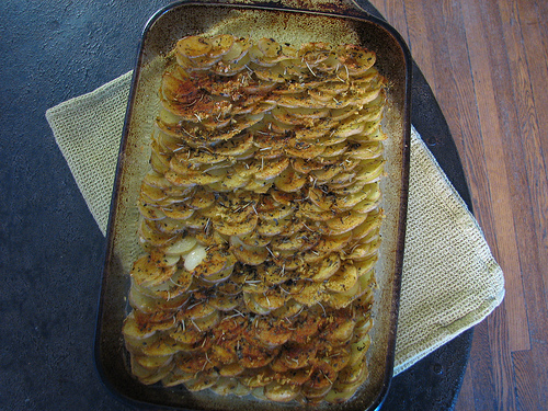 t-giving 2012 herb scallopped potatoes.jpg