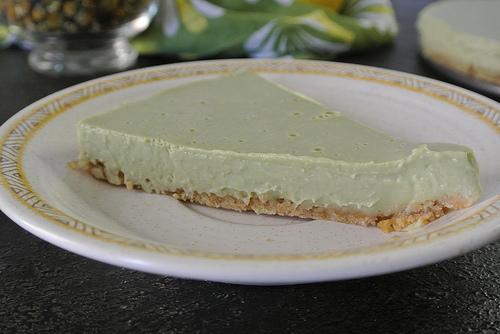 lemon-chamomile-matcha cream tart with a lemon snap crust detail.jpg