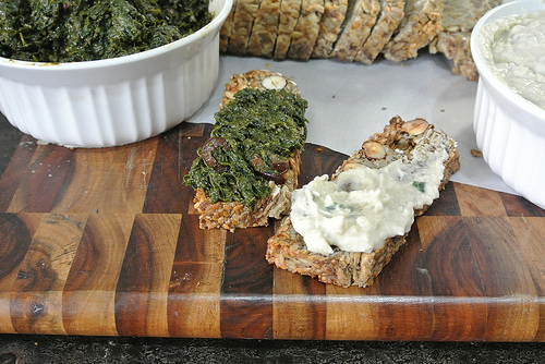 psyllium loaf with herb jam and butter bean-dijon hummus detail.jpg