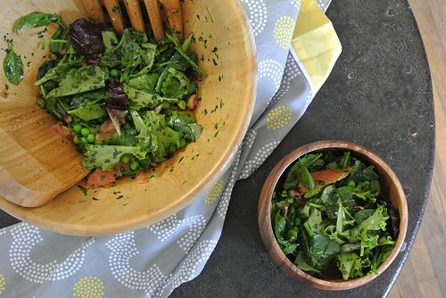 grapefruit-pea-pistachio salad with cilantro-mint vinaigrette table.jpg