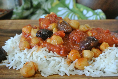 lemon chickpeas and kalamata olives in a spiced tomato sauce detail.jpg