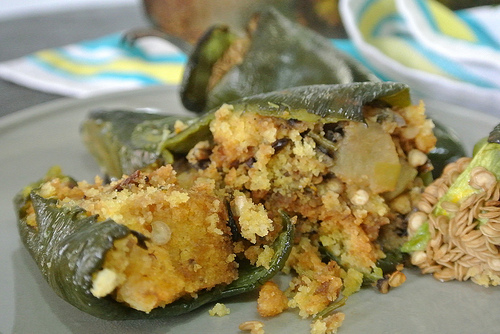 oaxacan cornbread-stuffed roasted poblanos detail.jpg