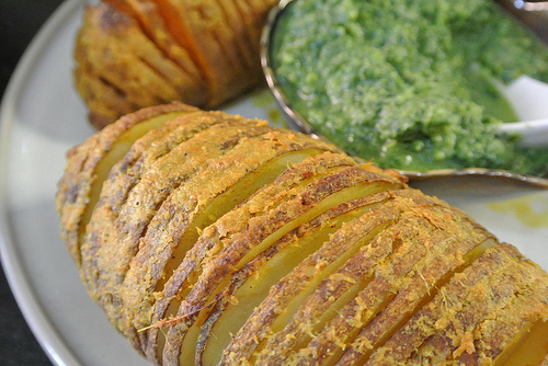curried hasselback potato detail.jpg