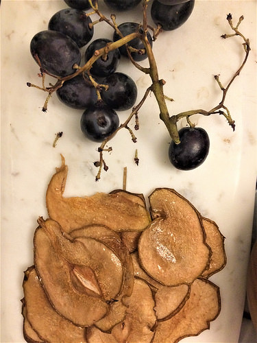 fresh grapes and pear chips.jpg