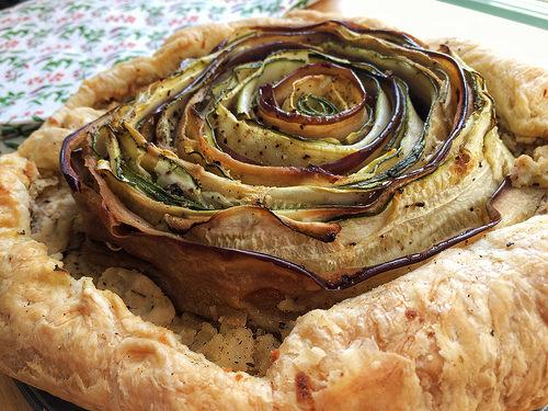 rosette veggie tart with almond pate detail.jpg