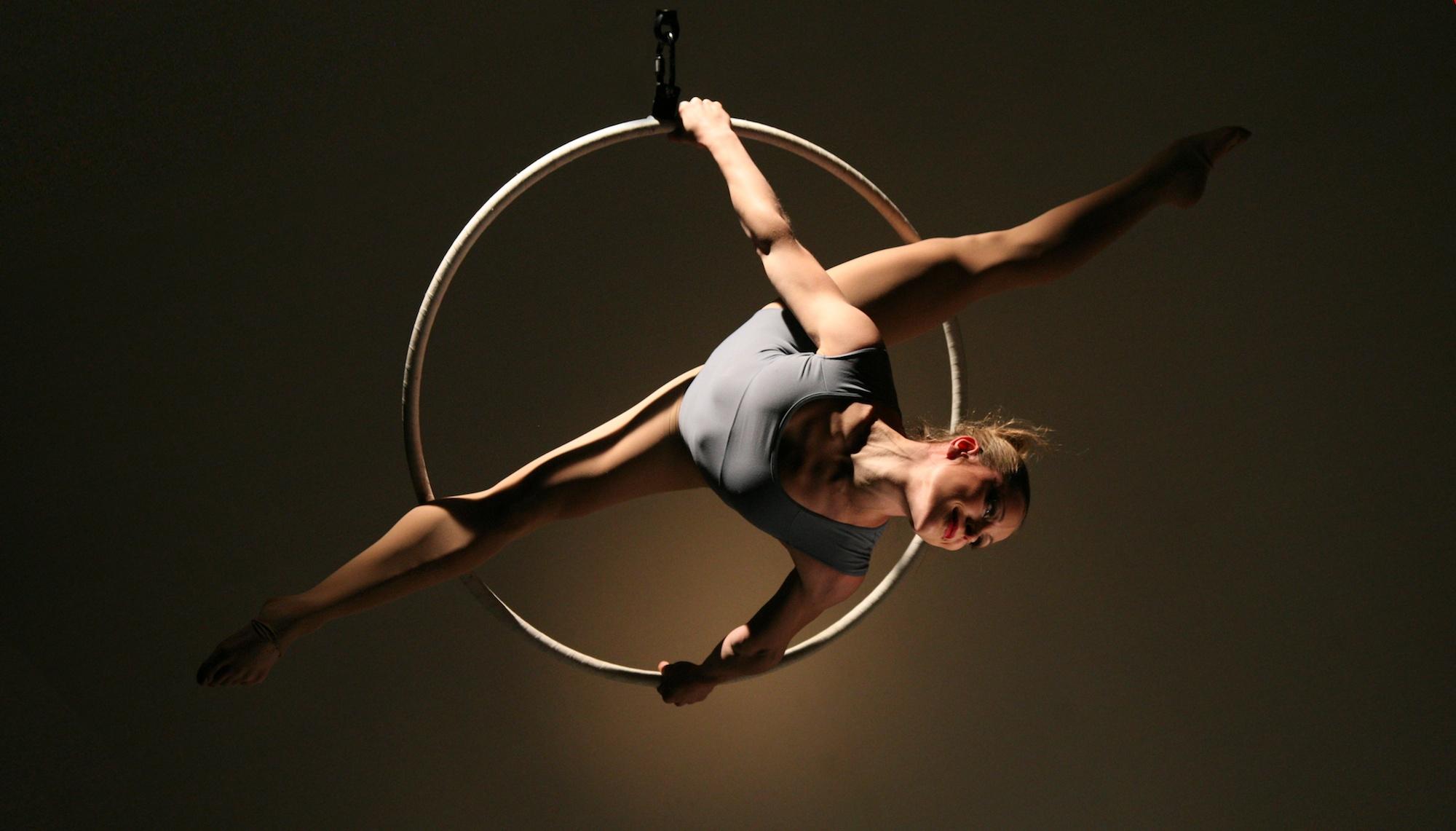 Lilli Muehleisen Aerial Hoop