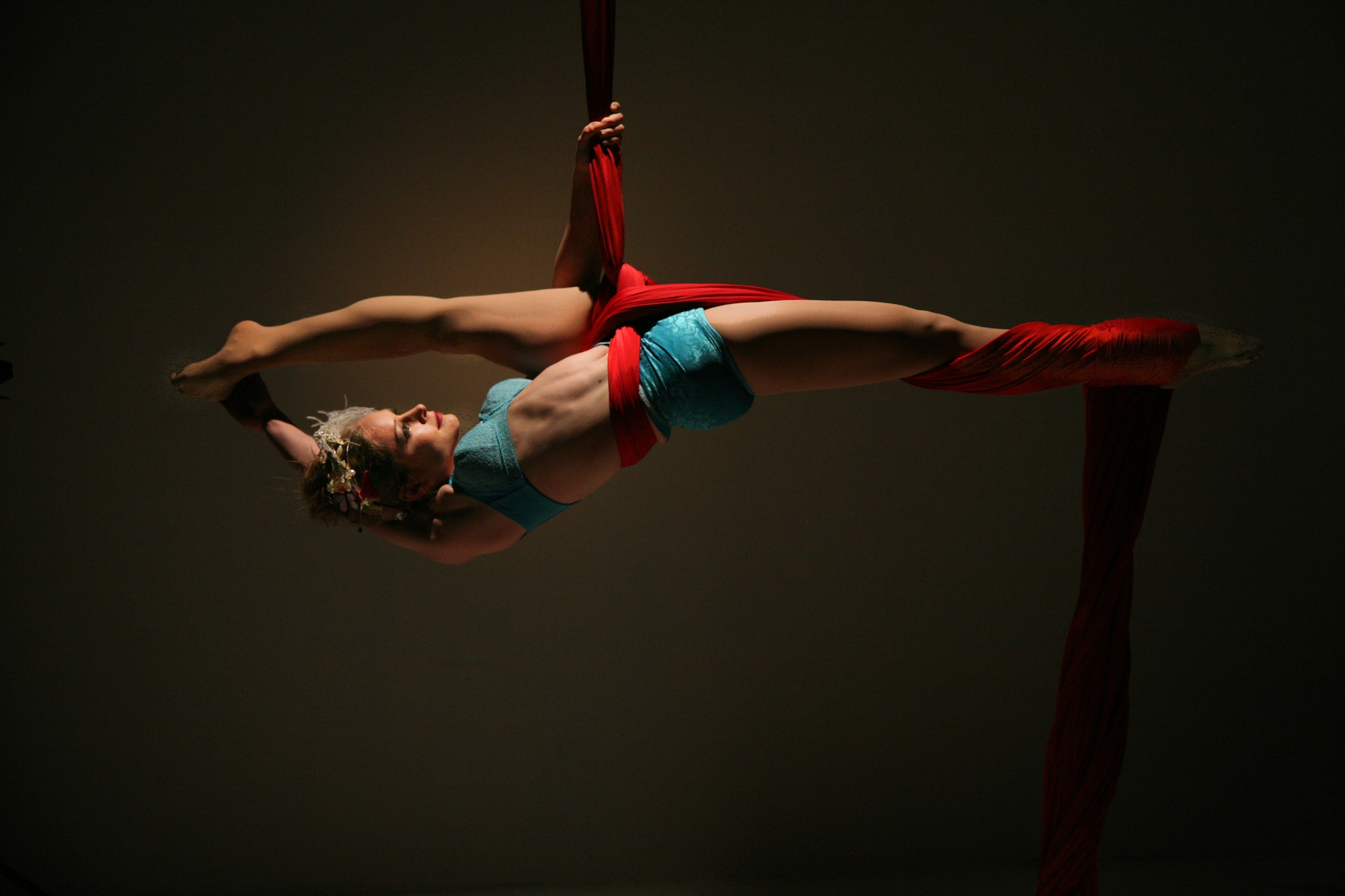 Lilli Muehleisen Aerial Silks