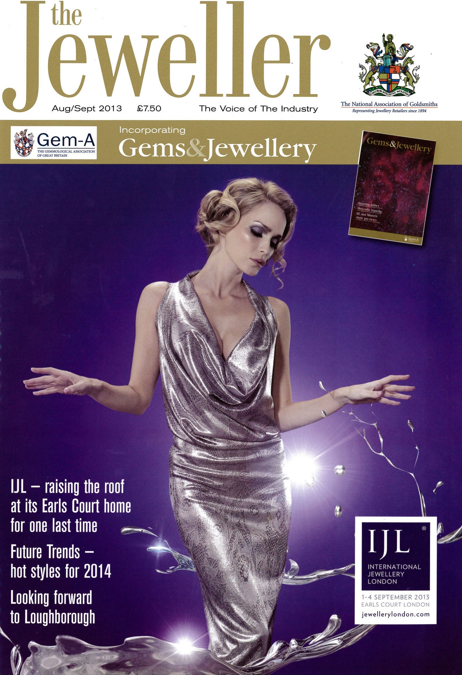 The Jeweller September 2013 (click to view)