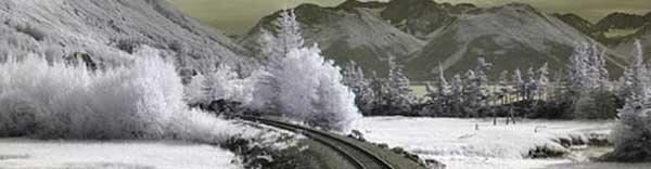 ANPAT 9 Hits Alaska, The Nikonian - Infrared