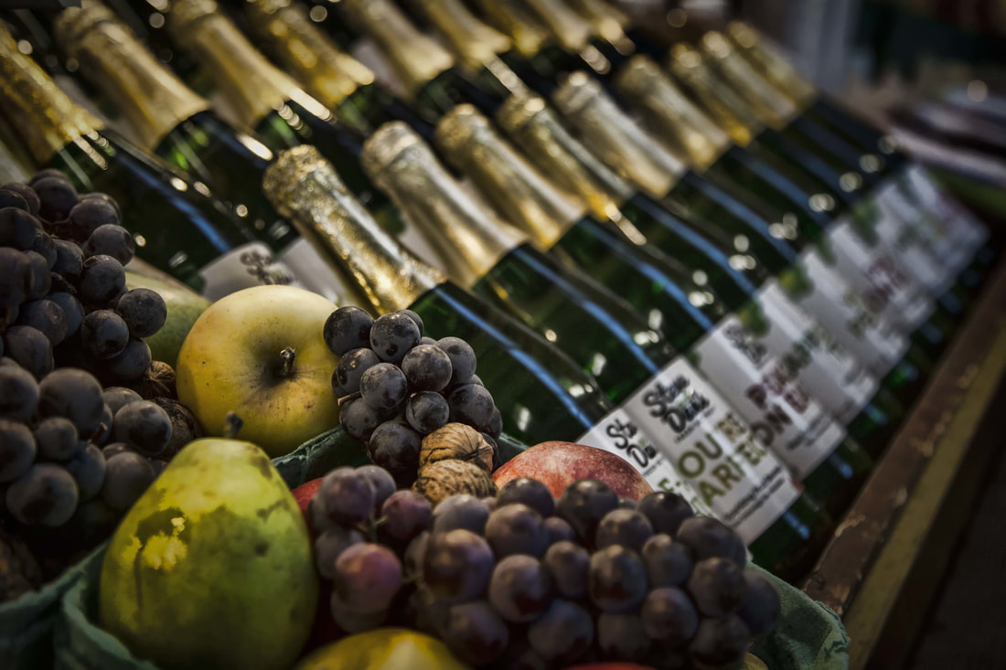 """© Robert Burkholder """"Old Strathcona Farmer's Market"""""""