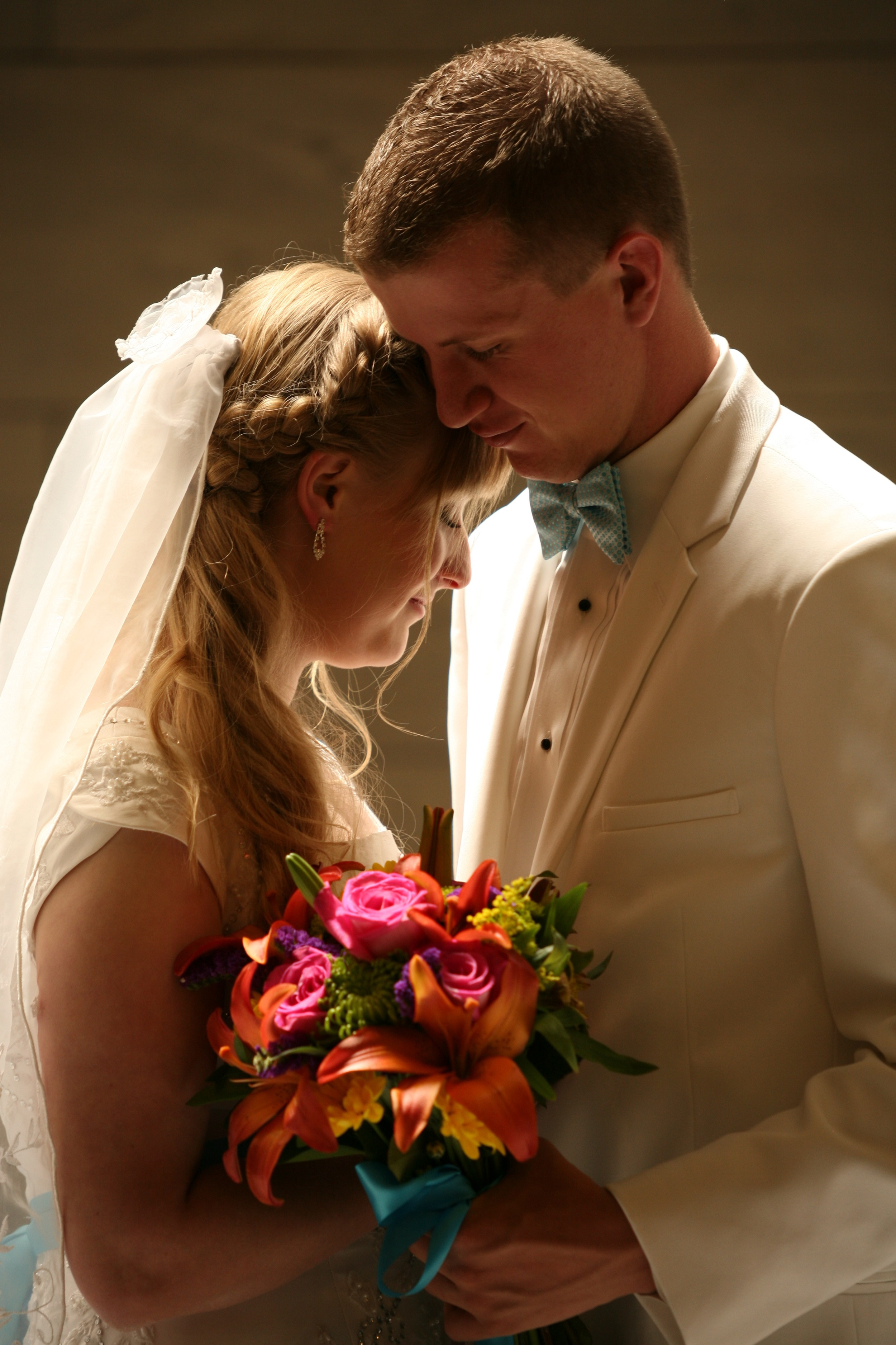 Salt Lake Bride and Groom photography