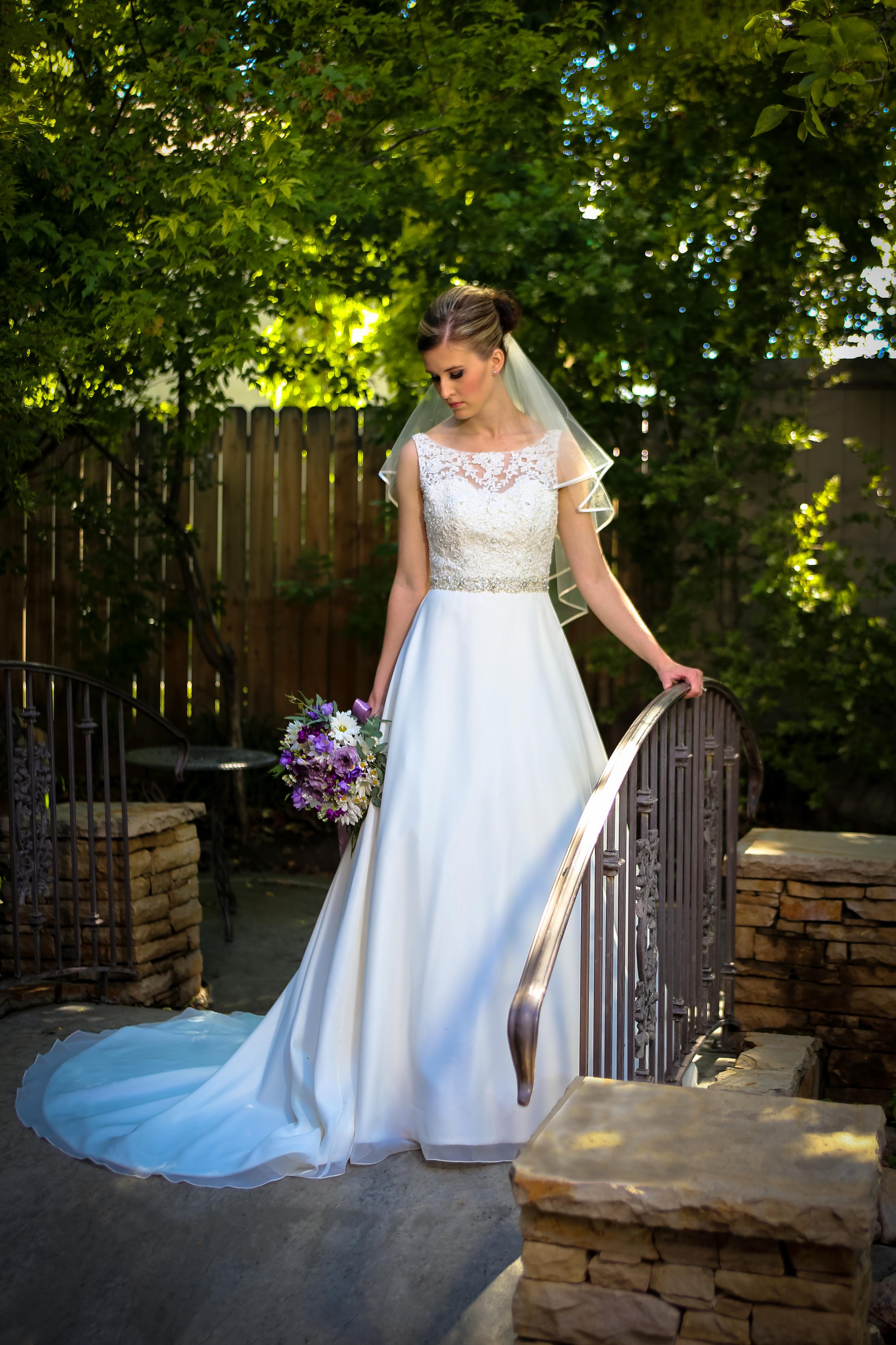 Bountiful bridal wedding photography
