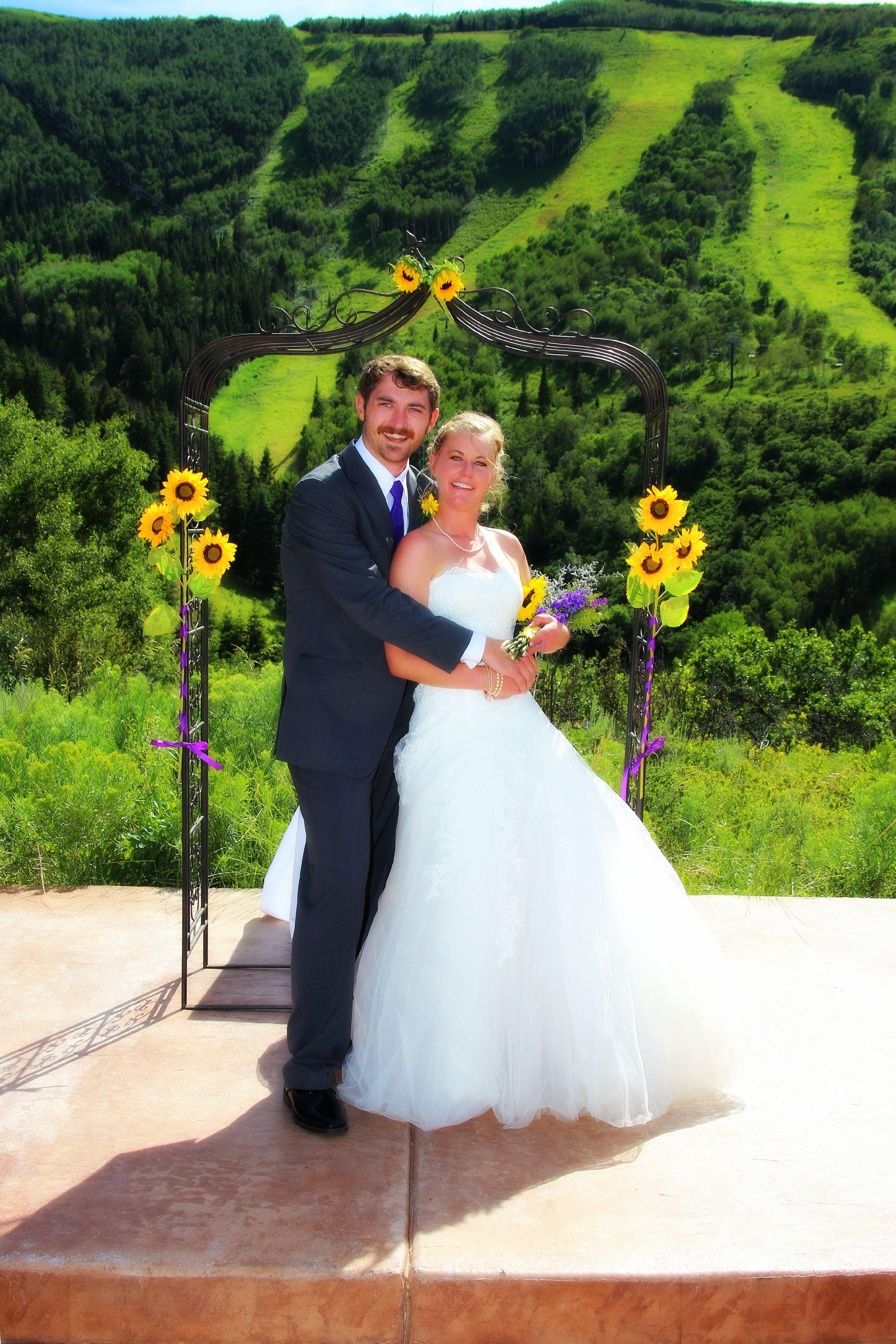 Park City Wedding photography