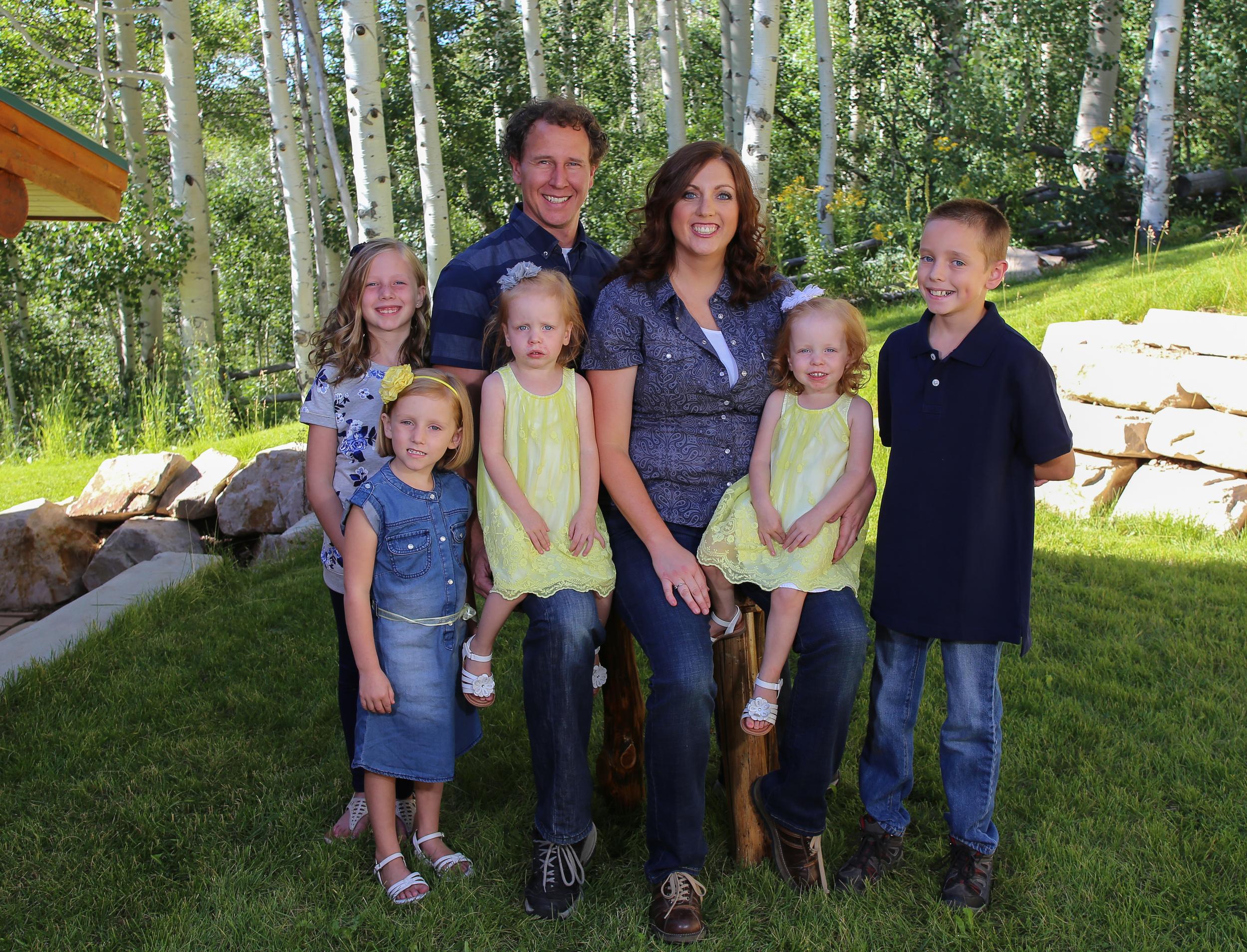 Bountiful portrait studio, Utah family photography